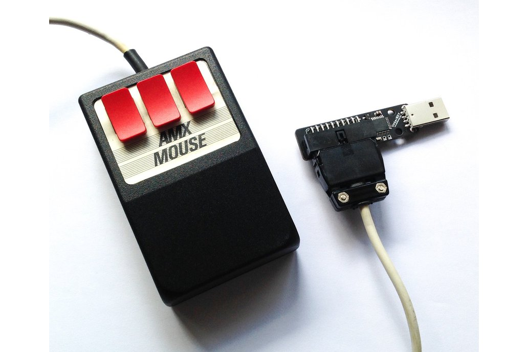 tinkerBOY AMX Mouse To USB Converter 1