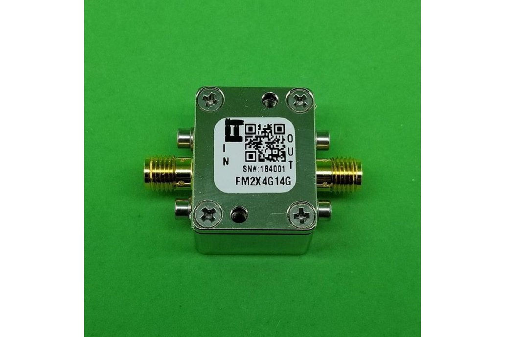Passive Freq. Multiplier X2 (OUTPUT 4G to 14 GHz)  1