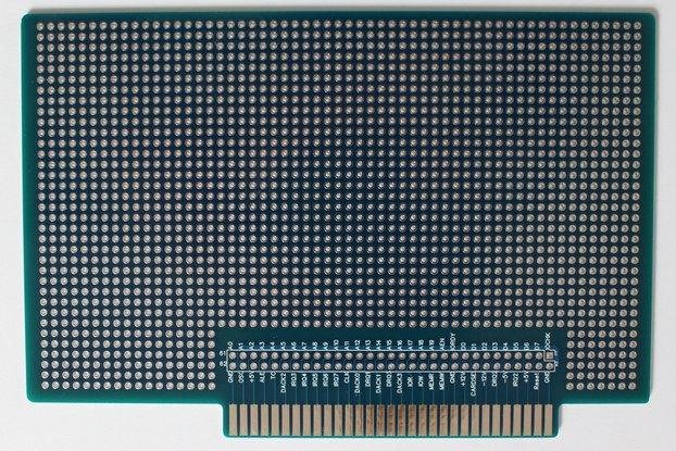 ISA 8-bit Prototype board PC XT 8088 PCB
