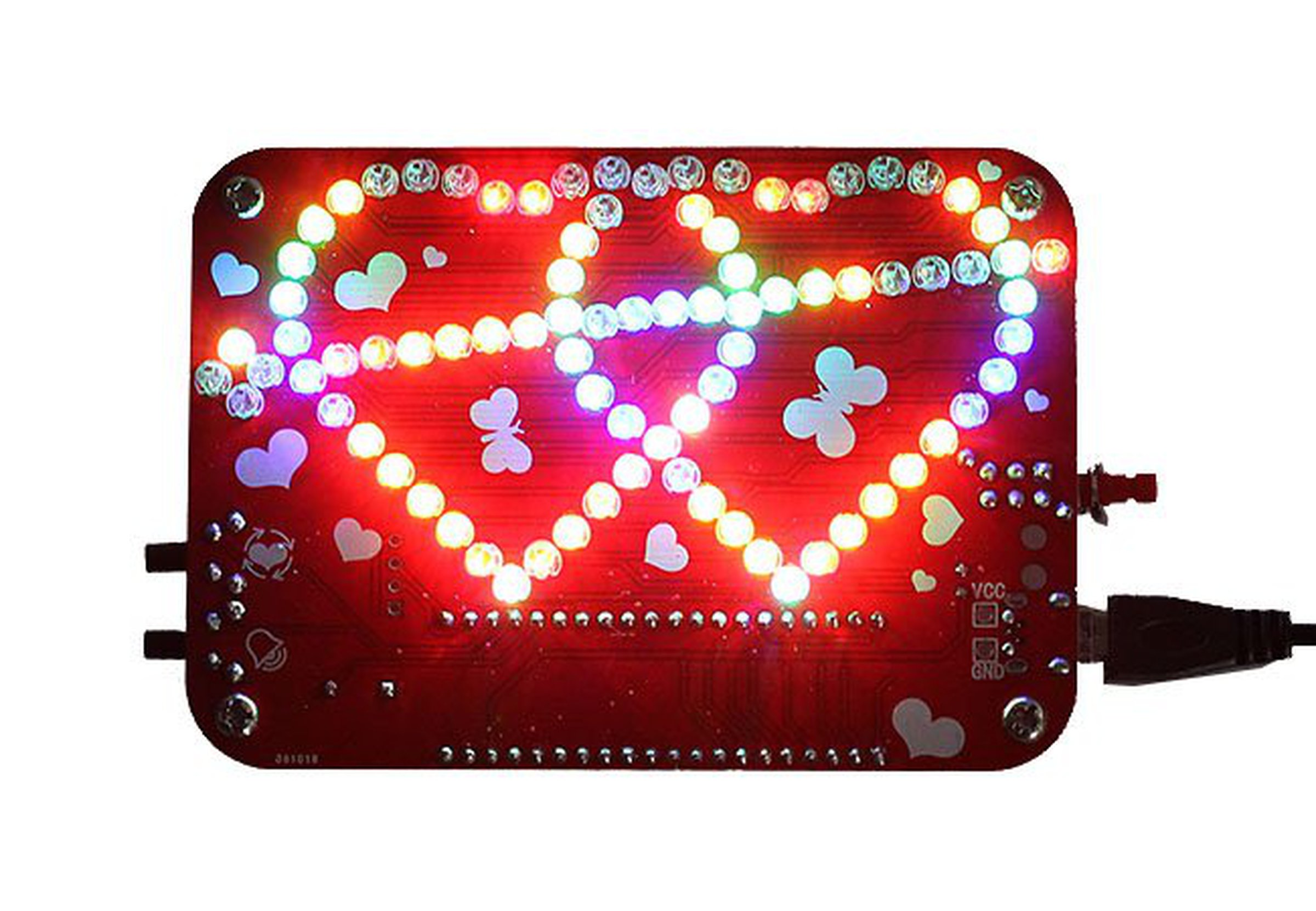 flashing panel control light accessories red