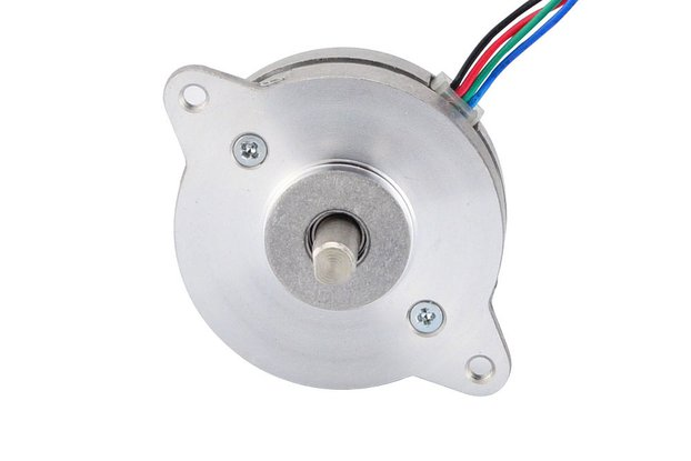Round Nema 14 Stepper Motor 7Ncm (9.91oz.in)