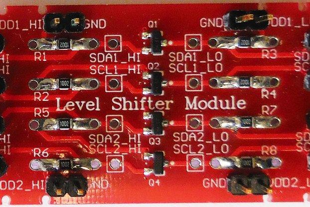 Schmartboard Level Shifter
