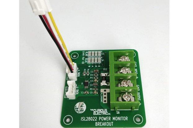 DC Power Sensor I2C