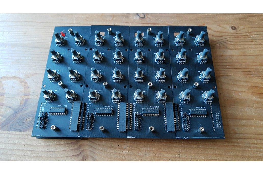 PCBs Prototype MIDI Controller 1
