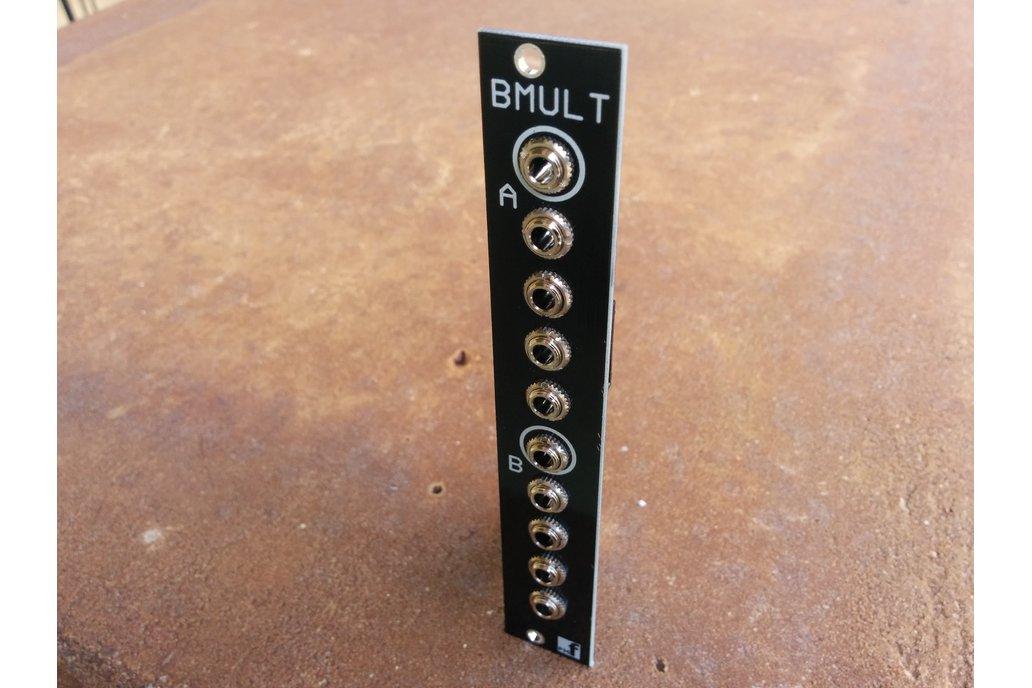 Buffered Multiple (Eurorack PCB Set) 1