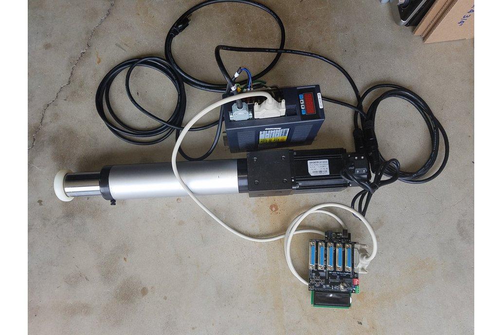 AMC-AASD15A servo motion controller