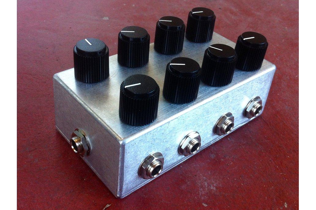 Passive Mono Mixer (8 Channel) 1