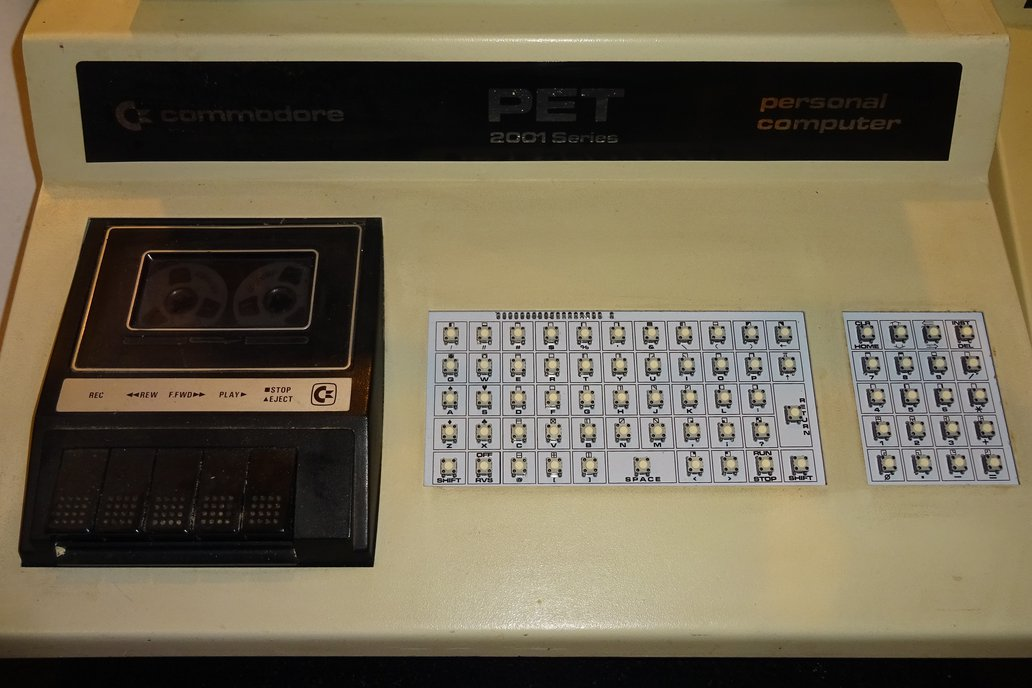 Commodore PET Replacement Keyboard 9