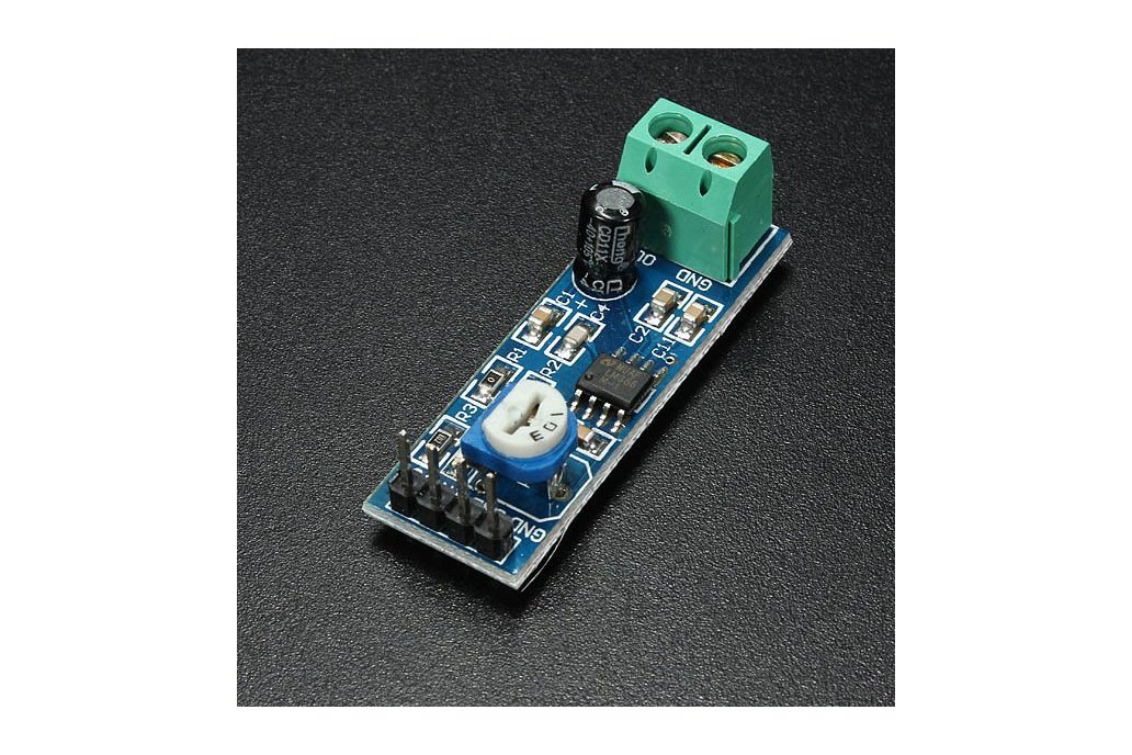 Audio Amplifier Module 1