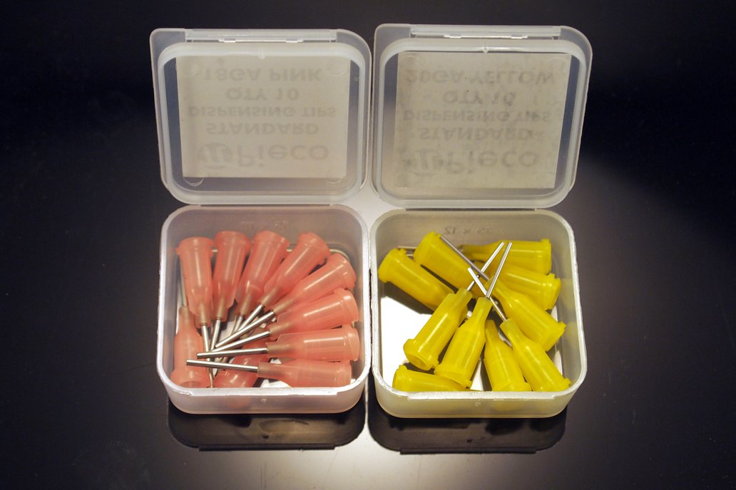Standard Dispensing Needles 1