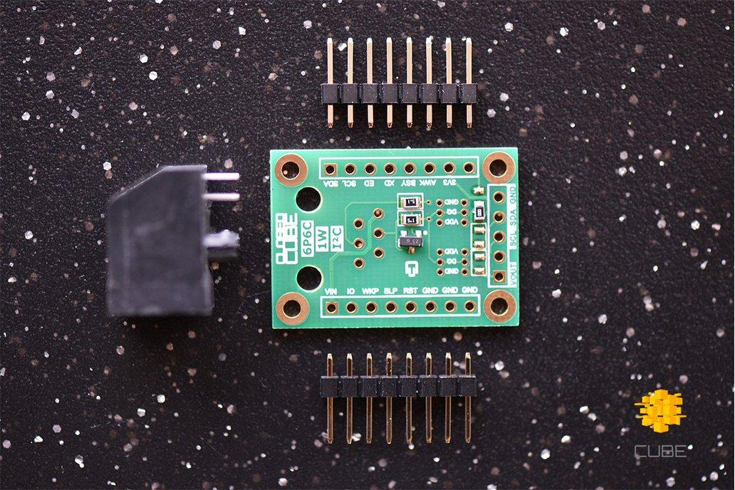 DS28E17 1-Wire to I2C Master Bridge Breakout Board 8
