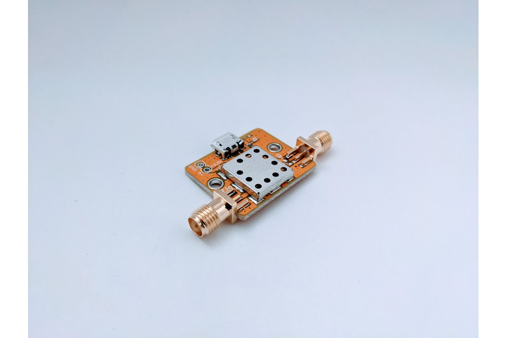 ADS-B Filtered LNA 978 MHz + 1090 MHz Dual Band 1