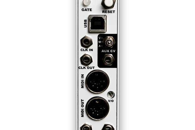 MST MIDI to CV Converter