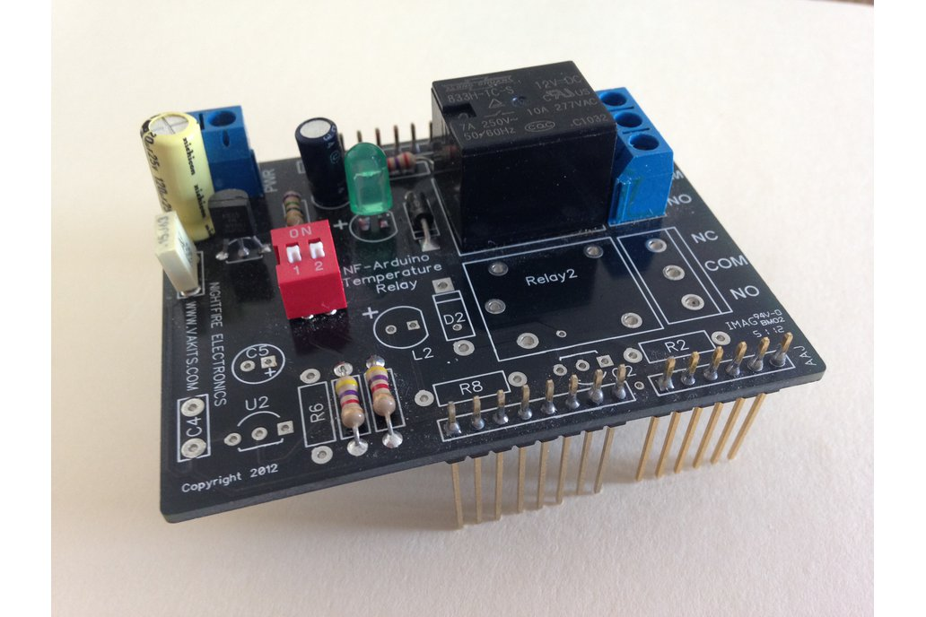 Arduino Sensor Shield Kit - PhotoCells 1