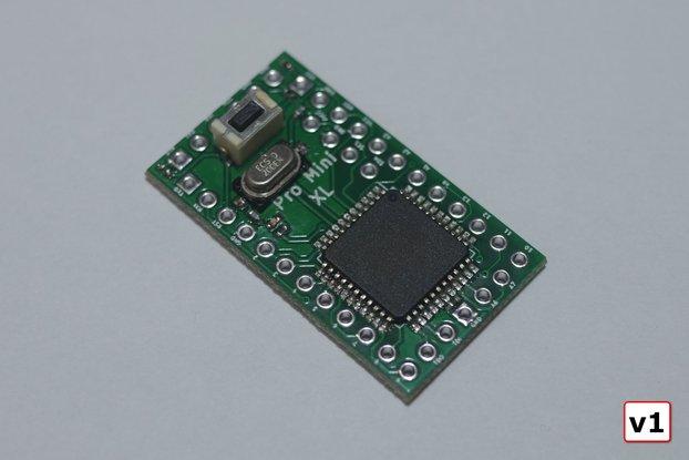 Pro Mini XL - v1 - ATmega 1284p