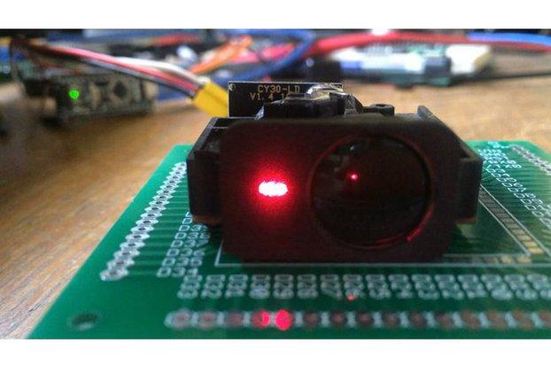 Laser Rangefinder Sensor V1 (5Hz/40M)