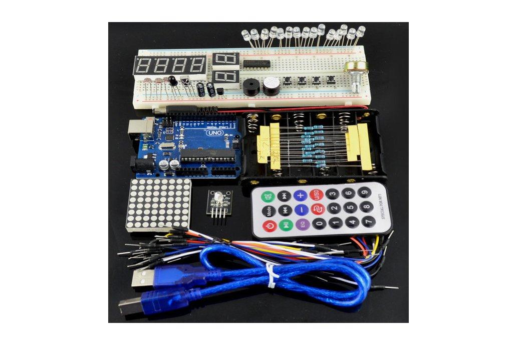 Basic Starter Learning Kit UNO For Arduino Basics 1