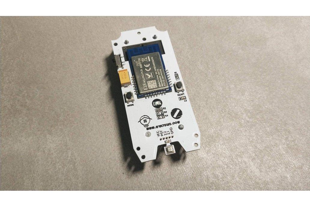 Temperature & Humidity Sensor EFEKTA (Zigbee2mqtt) 1
