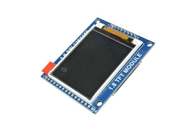 1.8 Inch 128x160 TFT LCD Display Module SPI Port