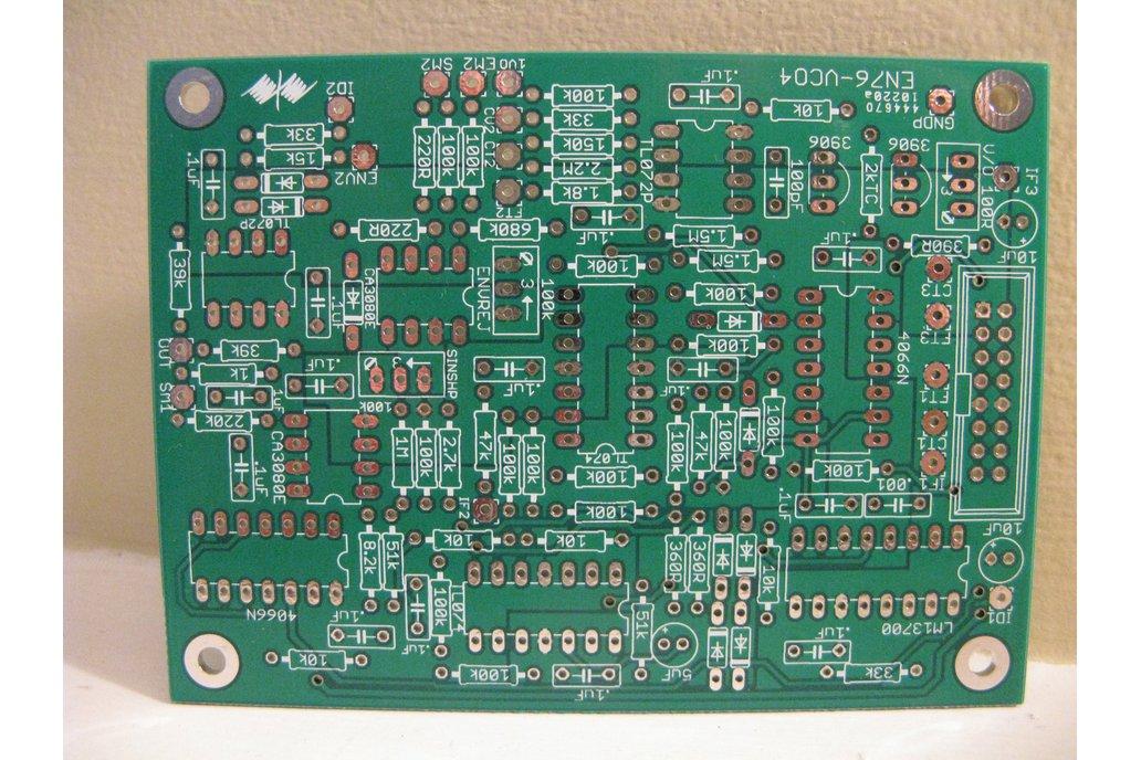 ENS-76 VCO-4 Eurorack PCB 1
