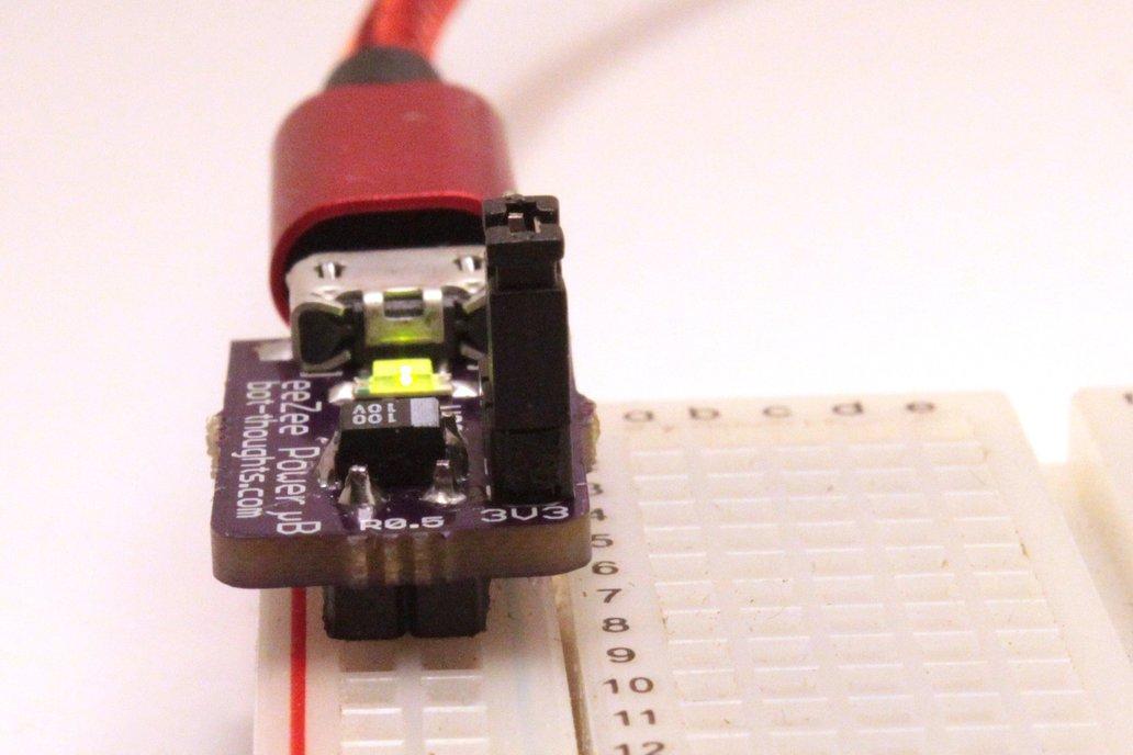 5V/3.3V USB Breadboard Power Module 3