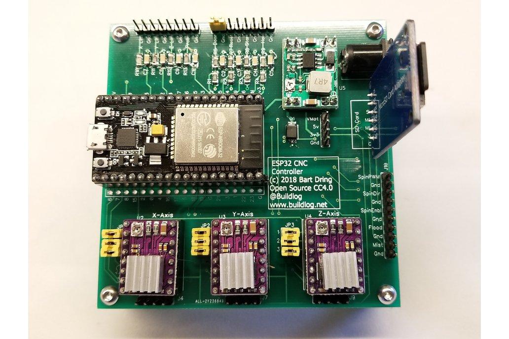 Grbl_ESP32 CNC Development Board 1