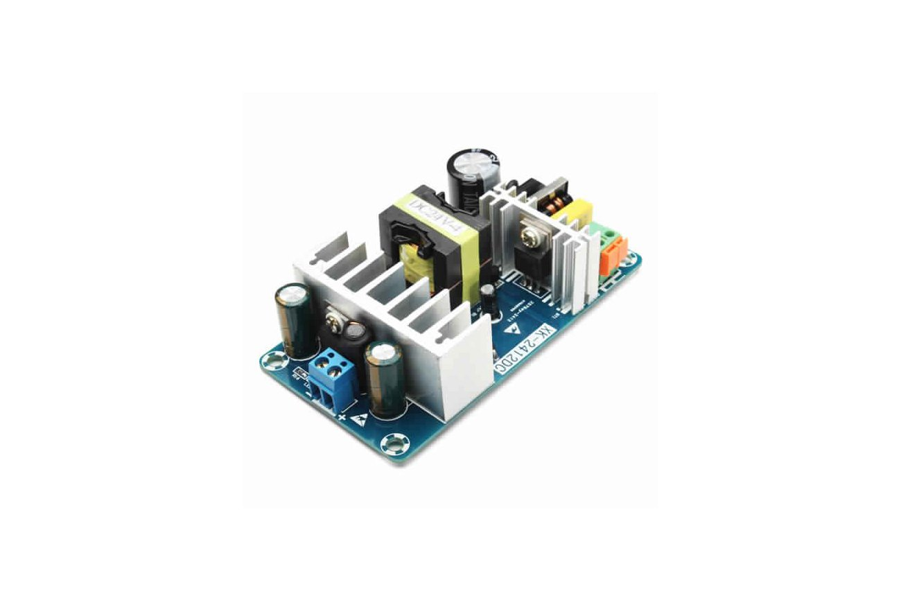 4A To 6A 24V Switching Power Supply Board AC-DC