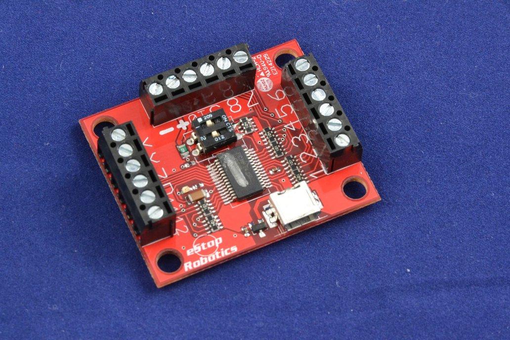 Custom Control Interface  -  CCI 1