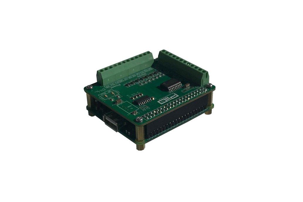 Raspberry Pi PiIO 232 H digital IO board 1