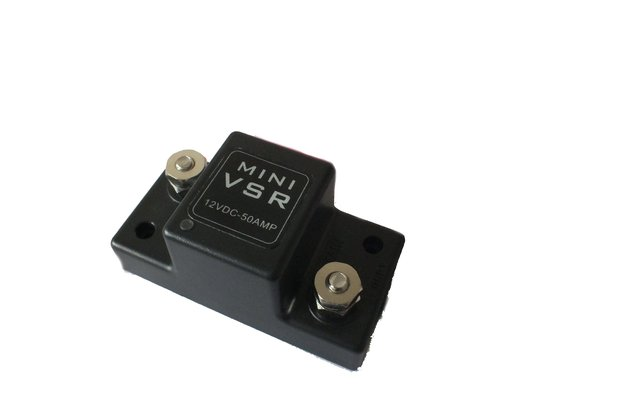 ATV UTV Motorcycle Smart Battery Isolator Mini VSR