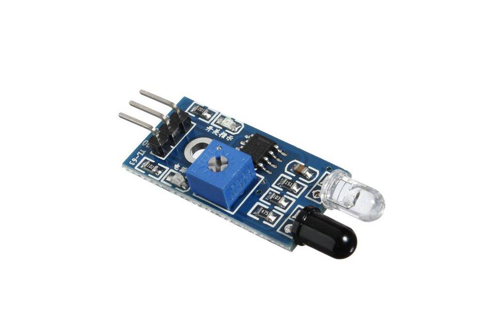 Infrared Obstacle Avoidance Sensor 1