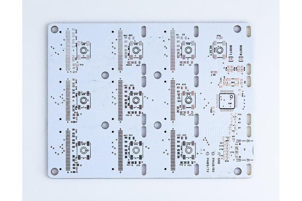 Keybon Adaptive Macro Keyboard PCB 1