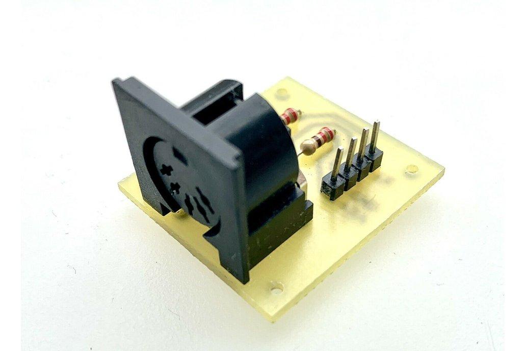 MIDI Serial Interface (Arduino TX MIDI OUT) 1