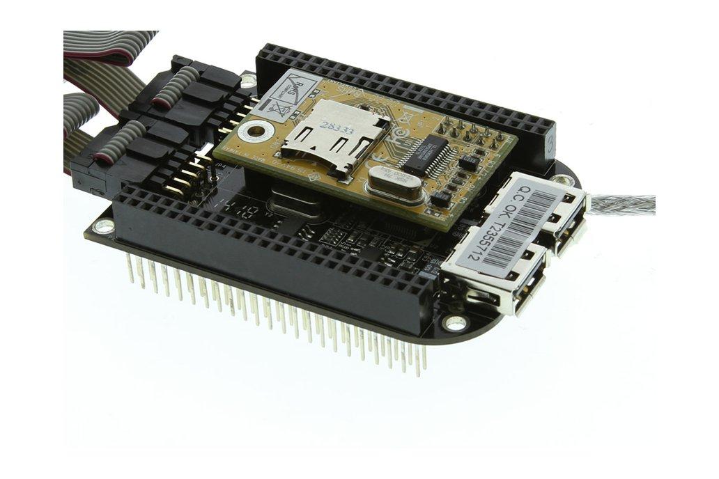BeagleBone Black USB Expansion RS232 Module 3