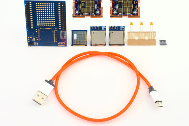 Bluetooth 5 Dev Kit XL- Based on Nordic nRF52832