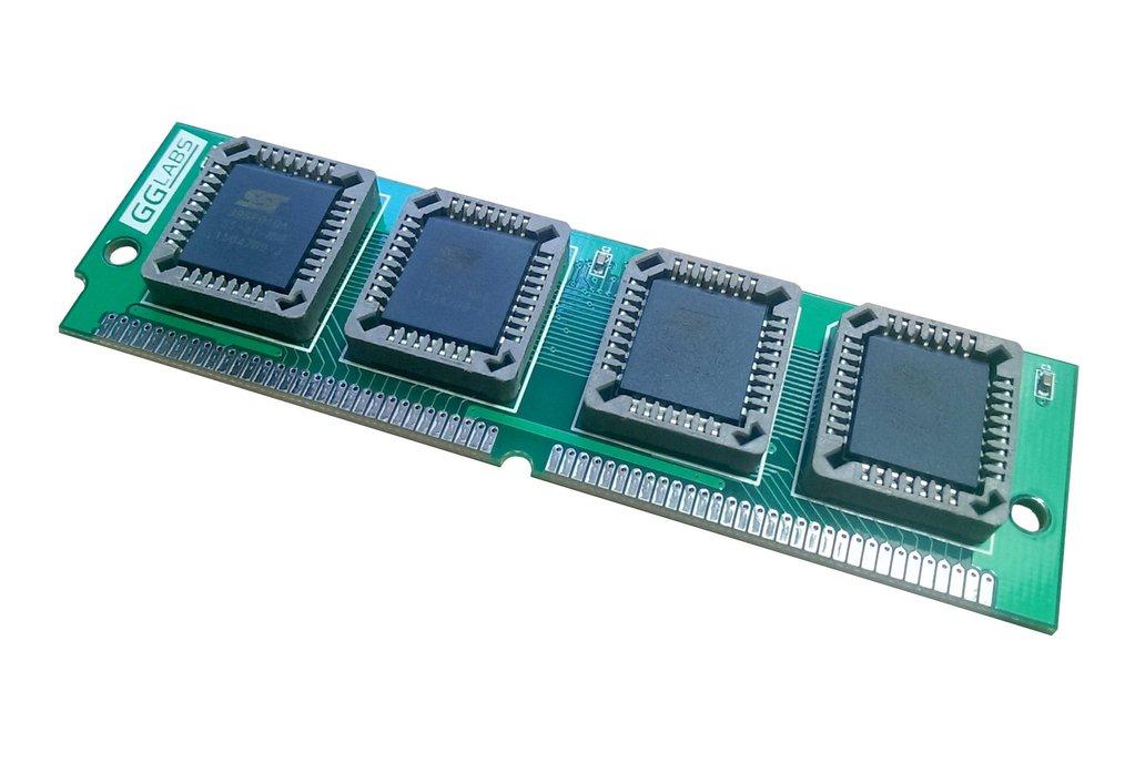 MACSIMM - MAC SE/30 IIsi IIfx flash ROM SIMM 1