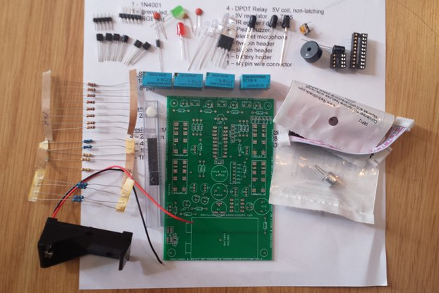 Programmable Robot Chassis Control Board Kit