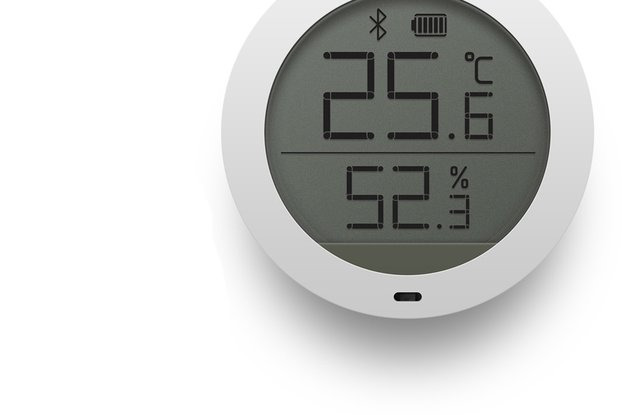 Smart Home Temperature Humidity Sensor