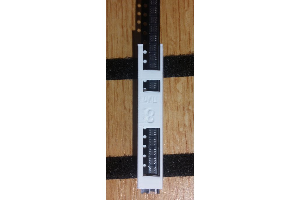 Interchangeable SMD tape holders for Pick & Place  5