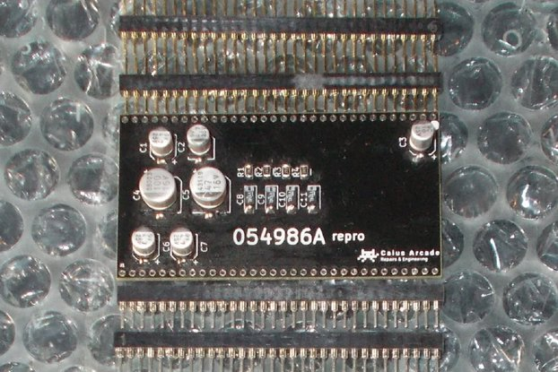 '054986A' replacement ***ASIC/DAC NOT INCLUDED***