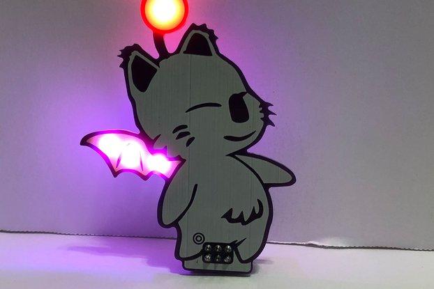 "TwinkleTwinkie's ""Kupo!"" Badge SAO"