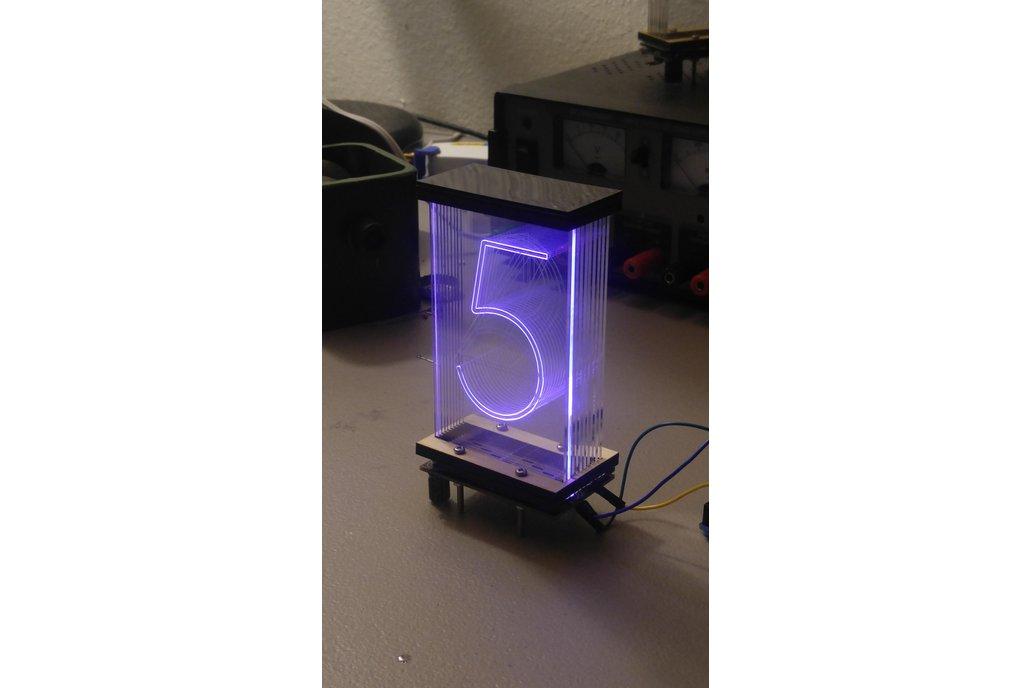 LIXIE - an LED alternative to the Nixie Tube! 1