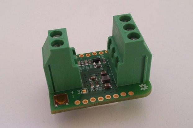 WifiBlink ESP8266 NeoPixel Controller
