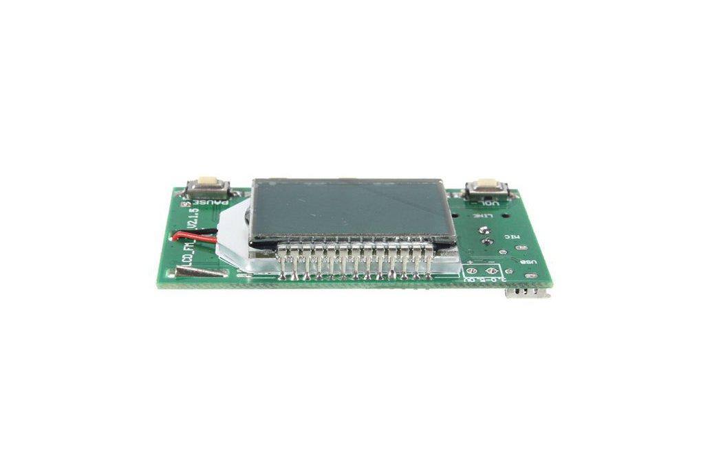 DSP PLL FM Transmitter Module - USB/Aux-In - 100mW 2