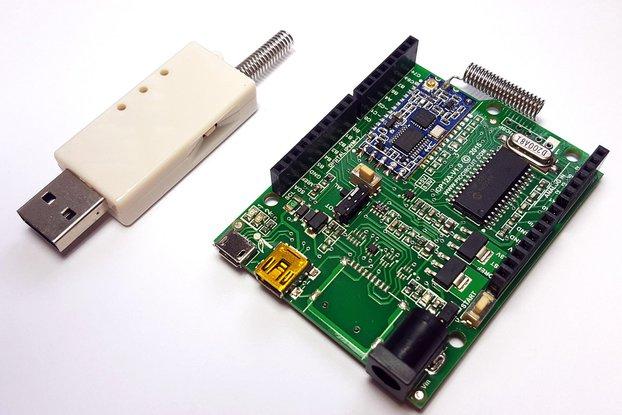 iCP12A - 6ch Wireless Oscilloscope, DAQ, IO Logger