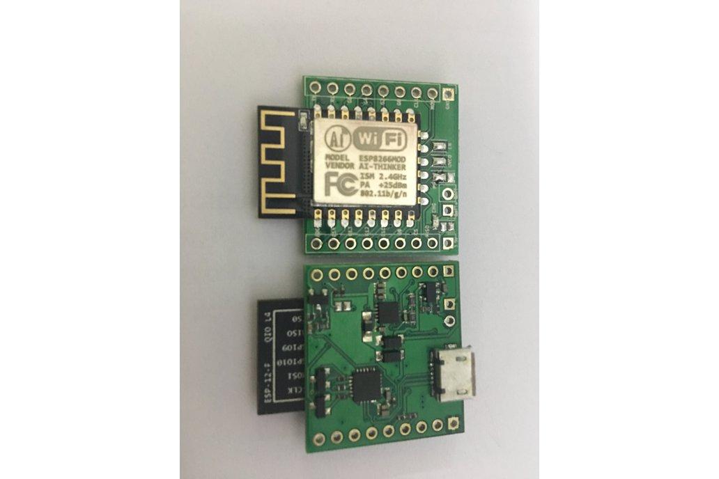 Homefixer ESP8266 devboard 5