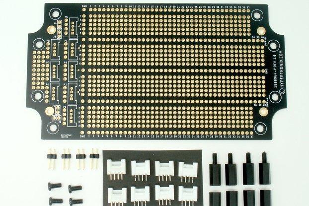 Breadboard Stacking Kit - fits 158mm x 90mm Box