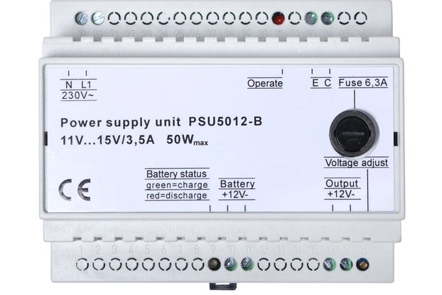 Power Supply Unit PSU5012-B