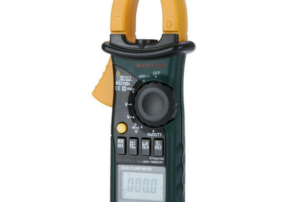 Professional Digital Clamp Multimeter