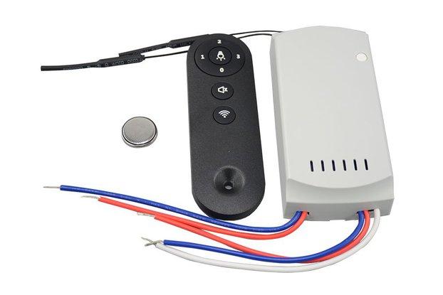 LED Ceiling Fan To WiFi Smart Ceiling Fan